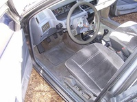 1987 Dodge Colt picture, interior