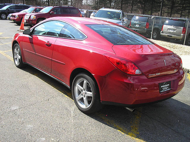 picture of 2006 pontiac g6 gt coupe exterior. Black Bedroom Furniture Sets. Home Design Ideas
