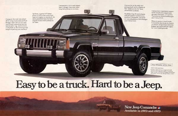 Picture of 1989 Jeep Comanche