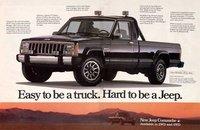 1989 Jeep Comanche Overview