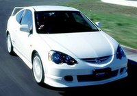 2004 Honda Integra Picture Gallery
