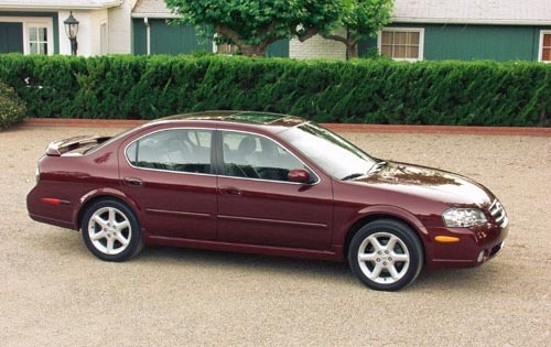 Picture of 2001 Nissan Maxima SE, exterior, gallery_worthy