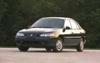 Picture of 1999 Mercury Tracer 4 Dr LS Sedan, exterior