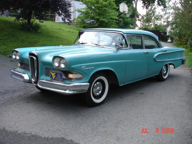 1958 Edsel Ranger Pictures Cargurus