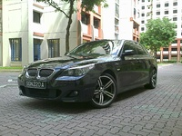 Picture of 2004 BMW 5 Series, exterior