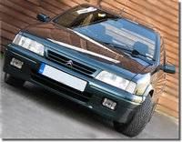 Picture of 1995 Citroen ZX, exterior