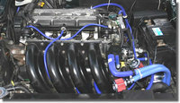 Picture of 1995 Citroen ZX, engine