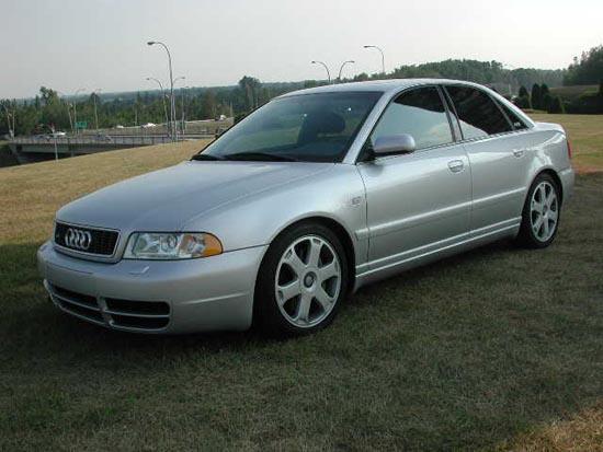 2000 Audi S4 Pictures Cargurus