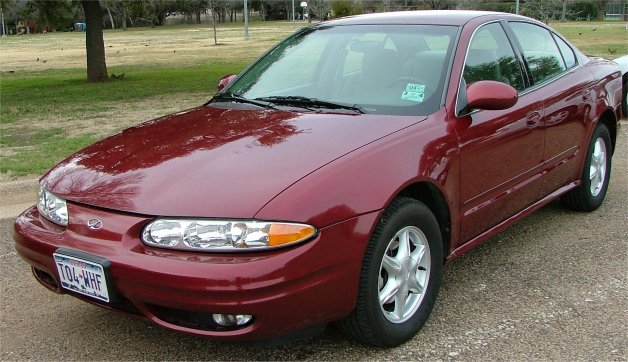 Oldsmobile Alero 2001 Automotive News