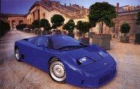 Picture of 1991 Bugatti EB110, exterior