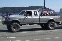 Picture of 1990 Ford F-250 2 Dr XLT Lariat 4WD Standard Cab LB, exterior, gallery_worthy