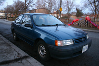 1992 Toyota Tercel 2 Dr DX Coupe picture, exterior