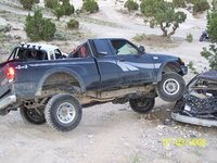 Picture of 1998 Mazda B-Series Pickup 2 Dr B4000 SE 4WD Extended Cab SB, exterior