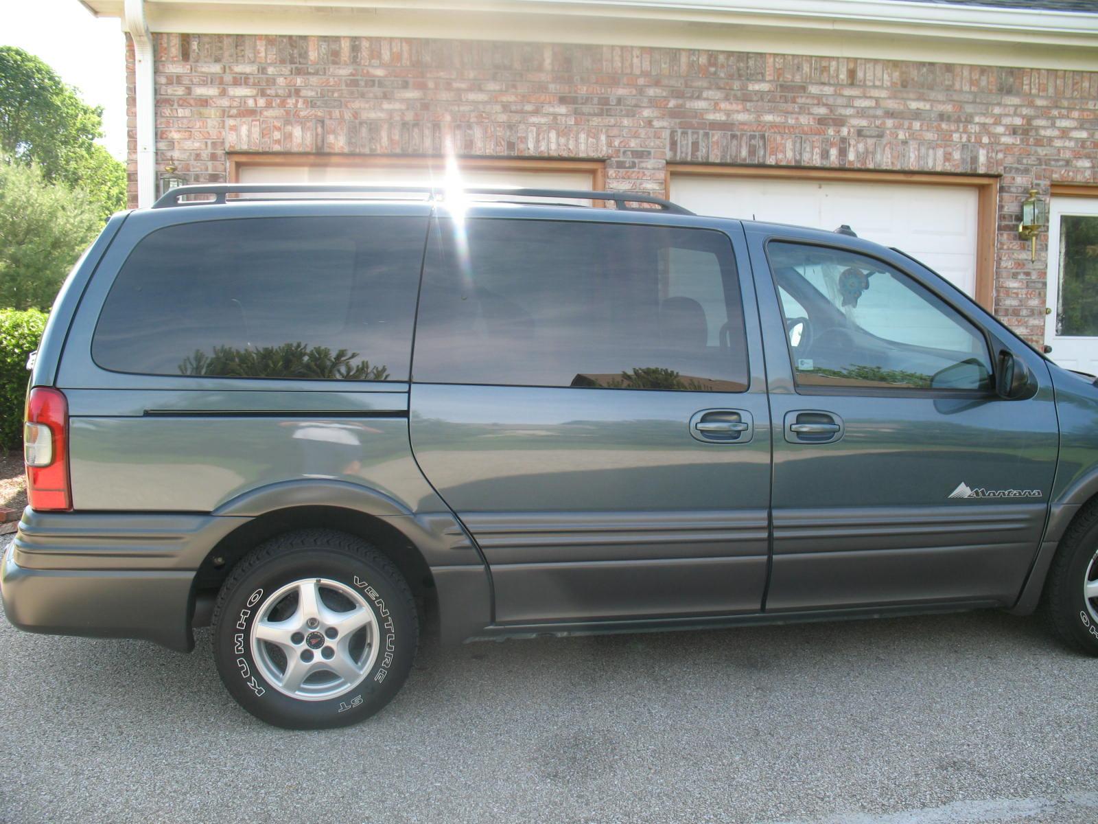 2004 Pontiac Montana - Pictures - 2004 Pontiac Montana 1SE Ext ...