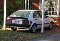 Picture of 1984 Nissan Pulsar, exterior, gallery_worthy