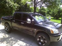 Picture of 2008 Nissan Titan PRO-4X King Cab 4WD, exterior, gallery_worthy