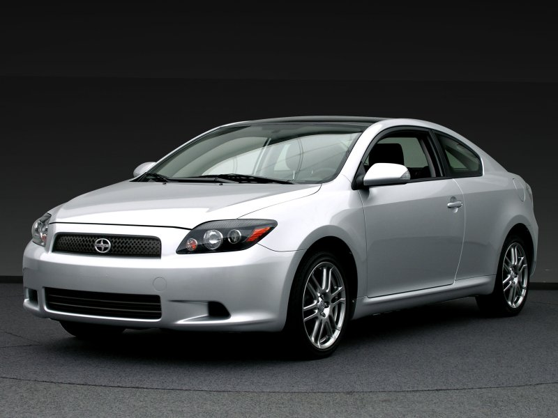 2008 Scion tC picture