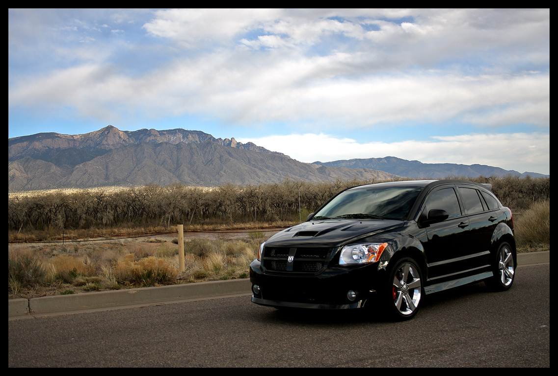 Caliber Car: 2008 Dodge Caliber