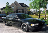 Picture of 1996 Chevrolet Caprice, exterior