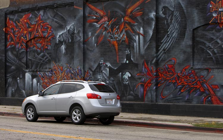 2008 Nissan Rogue - Pictures - 2008 Nissan Rogue SL AWD pictu ...
