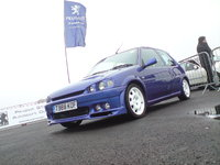 Picture of 1999 Peugeot 106, exterior