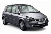 2008 Renault Scenic Overview