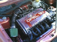 Picture of 2007 Opel Tigra, engine