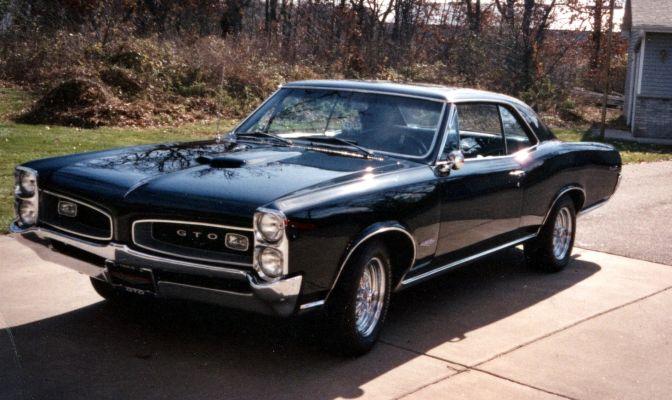 1966 Pontiac GTO - Pictures - CarGurus