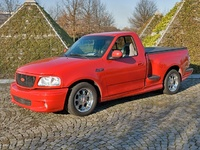 2002 Ford F-150 SVT Lightning Overview