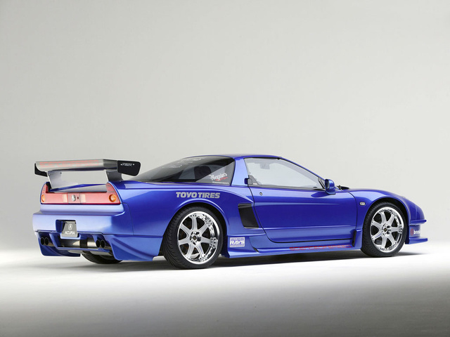 Picture of 2003 Acura NSX