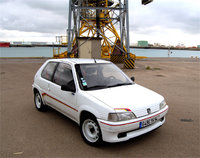 Picture of 1993 Peugeot 106, exterior