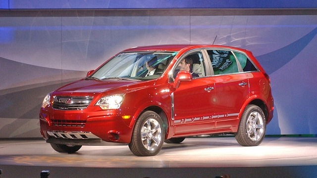 Picture of 2009 Saturn VUE