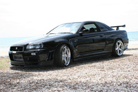 Picture of 1999 Nissan Skyline, exterior