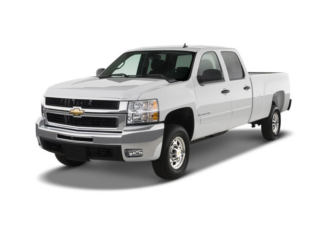 Picture of 2008 Chevrolet Silverado 2500HD LTZ Crew Cab LB 4WD, exterior, gallery_worthy