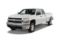 2008 Chevrolet Silverado 2500HD Overview