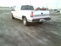 1996 Chevrolet C/K 1500 Ext. Cab 6.5-ft. Bed 2WD, LED Turn/Stop Light Bar, exterior