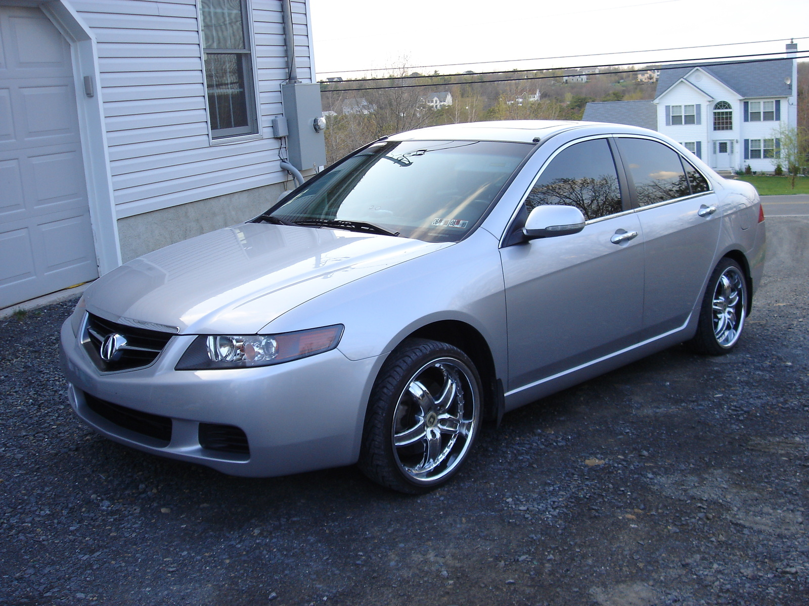 2004 Acura TSX 5-spd w/ Navigation picture