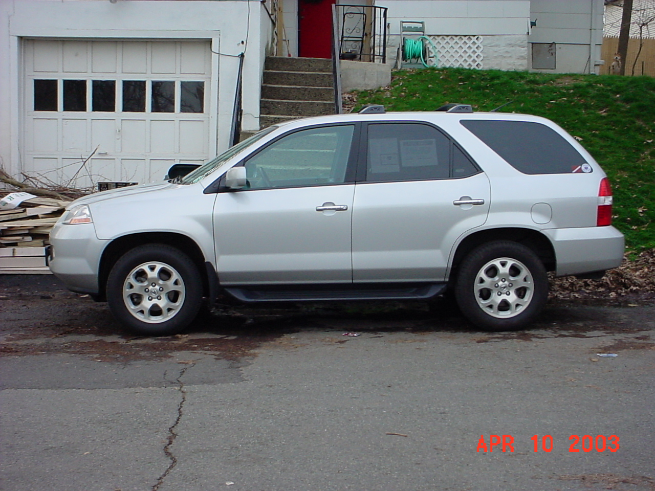 2002 Acura MDX - Pictures - 2002 Acura MDX Touring picture ...
