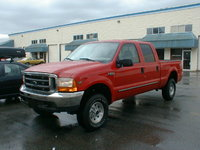 Picture of 2002 Ford F-250 Super Duty XL 4WD Crew Cab SB, exterior