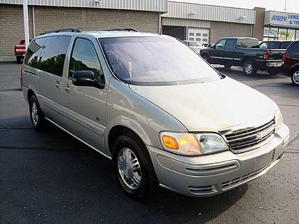 2001 Chevrolet Venture Warner Brothers Edition picture