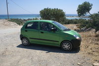 2007 Chevrolet Matiz Overview