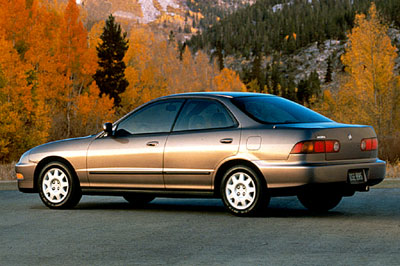 Acura  2008 on 1996 Acura Integra 4 Dr Ls Sedan   Pictures   1996 Acura Integra 4 Dr