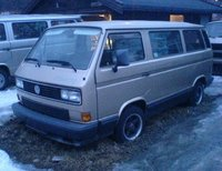1990 Volkswagen Caravelle Overview