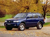 2002 Holden Frontera Overview