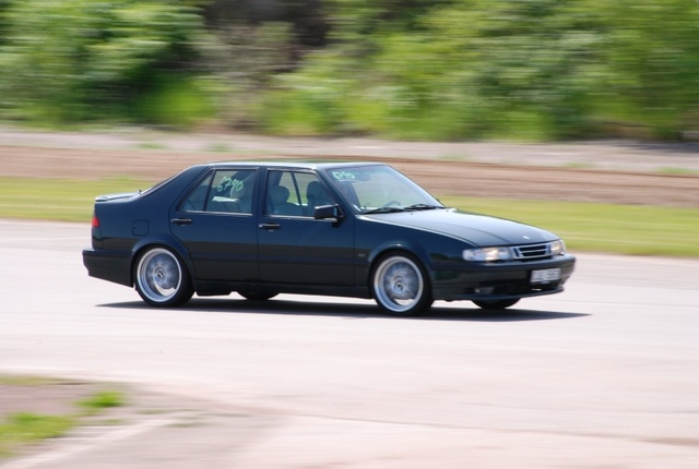 Picture of 1998 Saab 9000, exterior