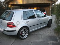 Picture of 1999 Volkswagen Golf 4 Dr New GLS Hatchback, exterior, gallery_worthy