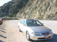 1998 Honda Accord EX V6, 1998 Honda Accord 4 Dr EX V6 Sedan picture, exterior