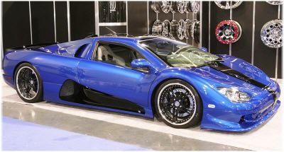 Picture of 2008 SSC Aero, exterior