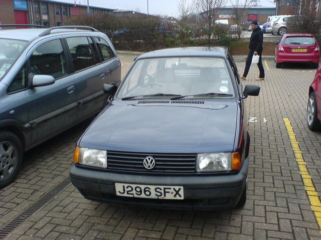 Picture of 1991 Volkswagen Polo, exterior, gallery_worthy
