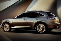Picture of 2008 INFINITI FX35, exterior, gallery_worthy